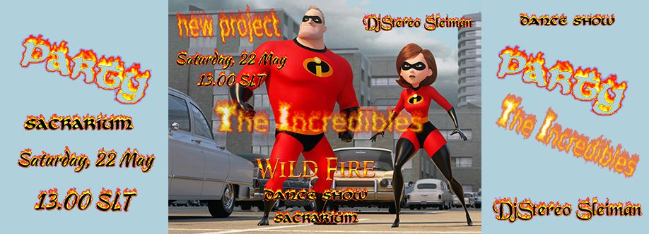 party The Incredibles