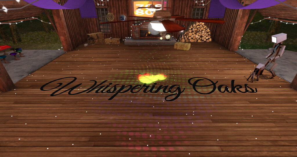 Whispering Oaks Cabins Events - OpenSimWorld